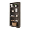 BM148854 Splendid Space Efficient Bookcase, Gray