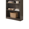 Splendid Space Efficient Bookcase, Gray - BM148854