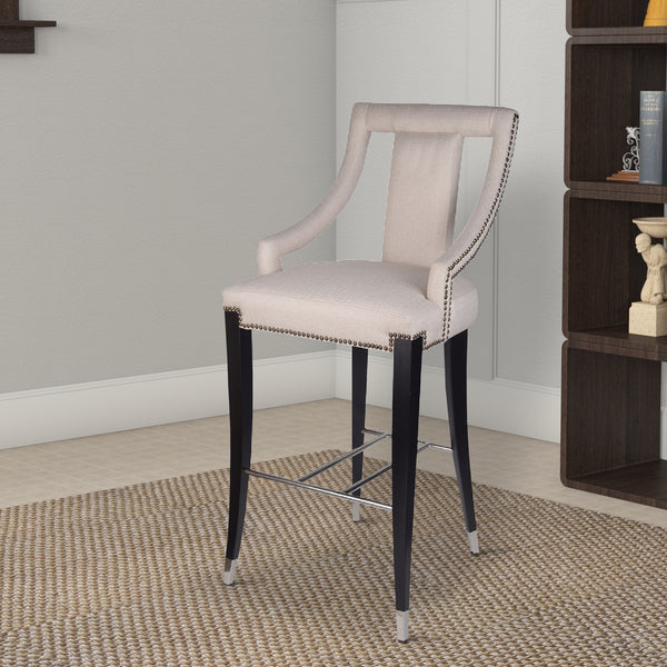 BM149552 Snazzy Contemporary Style Rocco High-top Chair