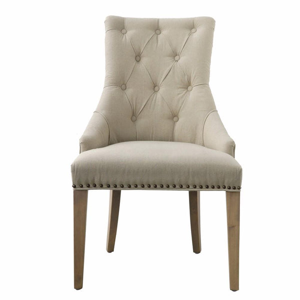 BM149586 Vintage Inspired Accent Chair