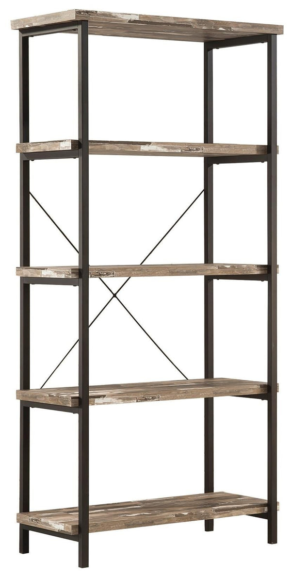 BM172245 Bookcase With 4 Open Shelves