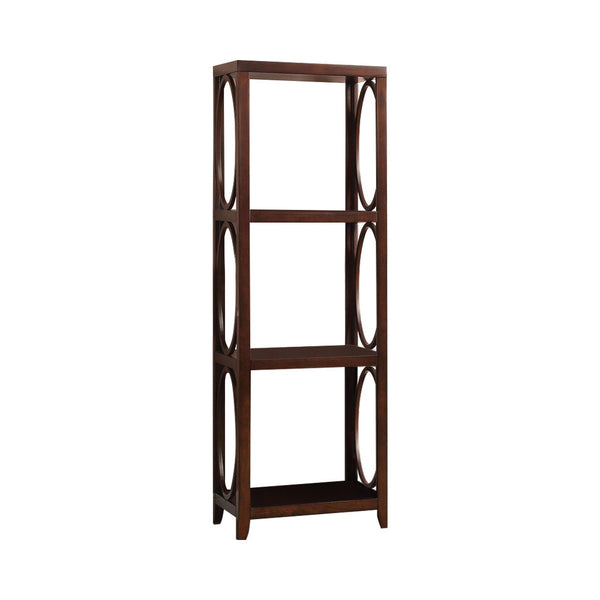BM172718 Transitional Pier Cabinet, Side pier, Cherry Brown