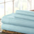 Lanester 4 Piece Deep Pocket Queen Size Sheet Set , Aqua Blue - BM202343