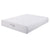 Fabric Mattress with Certified Memory Foam, White - BM206613
