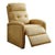 Fabric Upholstered Power Lift Recliner with Side Pocket, Yellow - BM215008