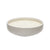 12.5 Inch Scented Candle Ceramic Bowl with 5 Wicks, White - BM225566