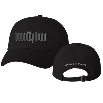Ungodly Hour Logo Dad Hat