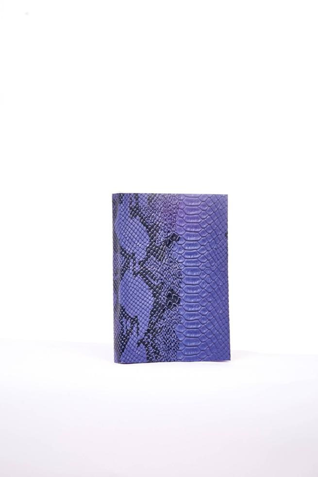 Textured leather note books