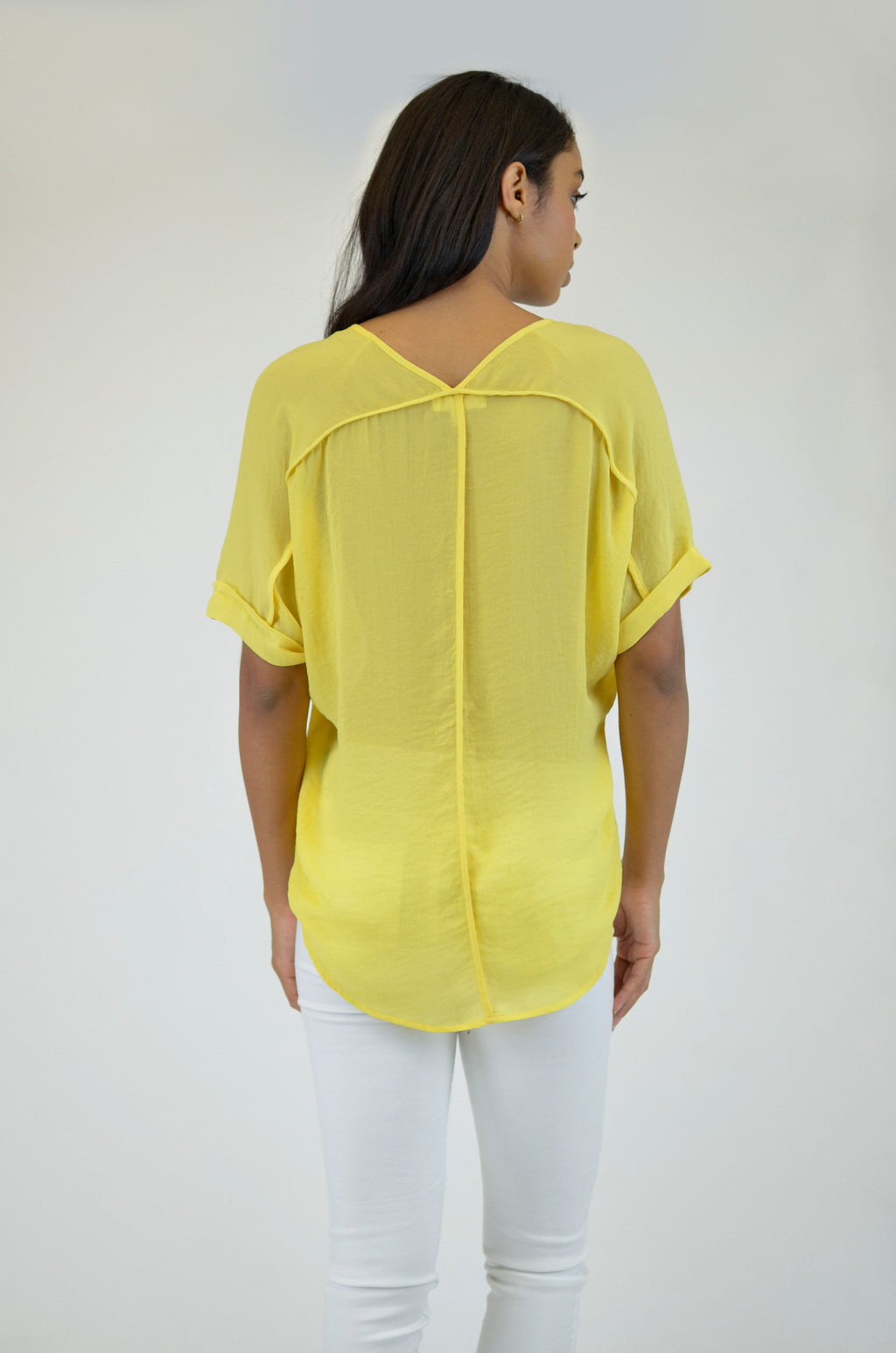 juniors - Sundeck Yellow