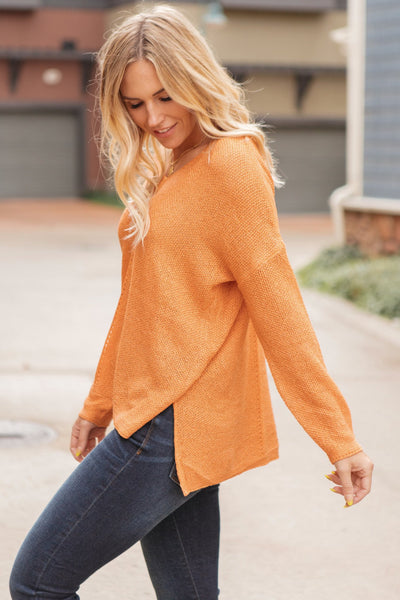 Fall Feelings Sweater