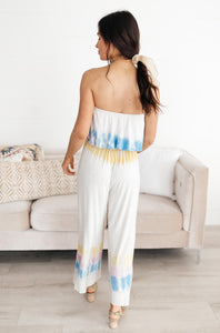 On Edge Jumpsuit