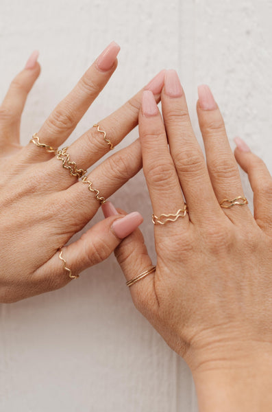 Stack Em Up Ring Set