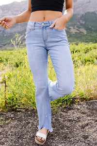 Judy Blue Shock & Jaws Bootcut Jeans