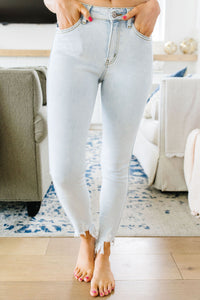 KanCan Summer Lovin' Light Wash Jeans