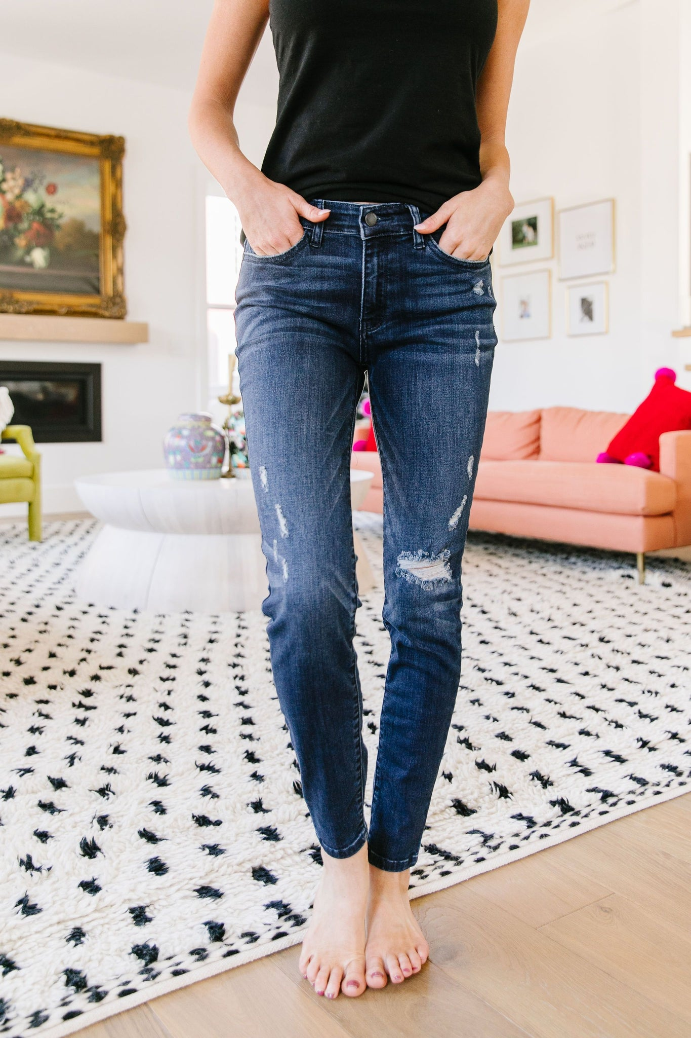 Judy Blue Ways & Means Jeans