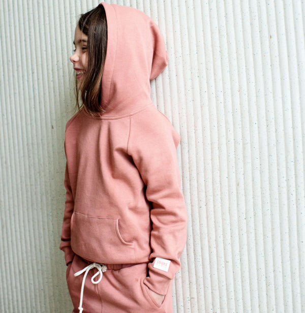 Discovery Hoodie | Rosewood