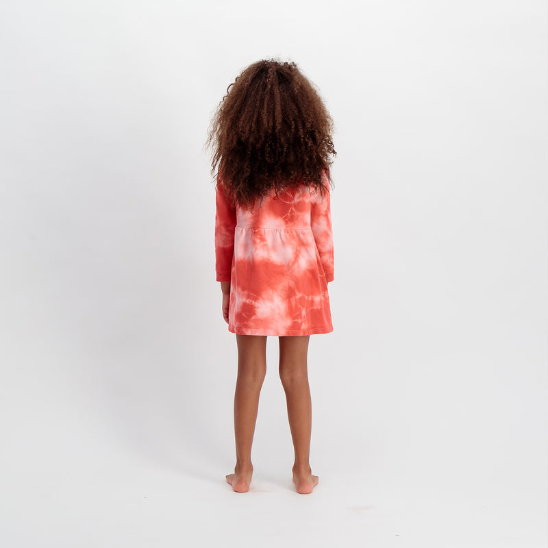 Soho dress | Tie & Dye
