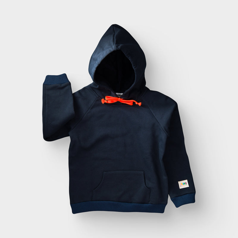 Discovery Hoodie NAVY | fluo