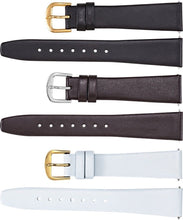 Watch Strap In Real Calf Leather - Hypoallergenic