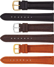 Watch Band - Leather Watch Band In Chrono Style For Sale