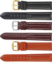 Watch Band - Leather Watch Band Of Calf Leather For Sale