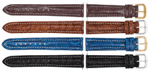 Watch Band - Sport Watch Band Leather Strap For Men