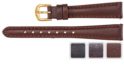 Watch Band - Calf Watch Strap Leather Band For Ladies