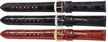 Watch Band - Alligator Watch Strap Leather Band For Sale