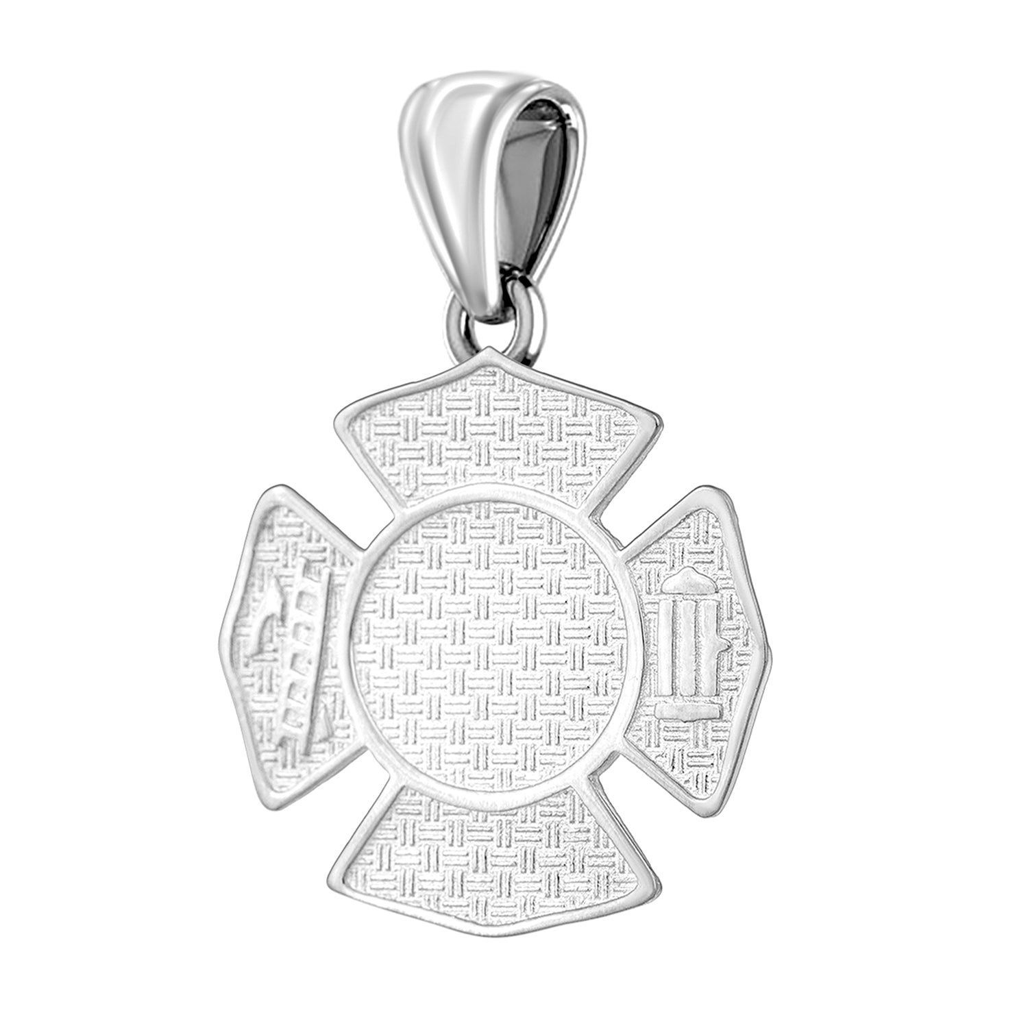 Firefighter Pendant of 26mm Length - Pendant Only