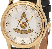 Bulova Watch - Mason Watch With Master Mason Dial For Men