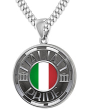Italian Necklace For Men In Silver - 5.6mm Cuban Chain