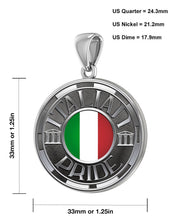 Italian Necklace For Men In Silver - Size Details