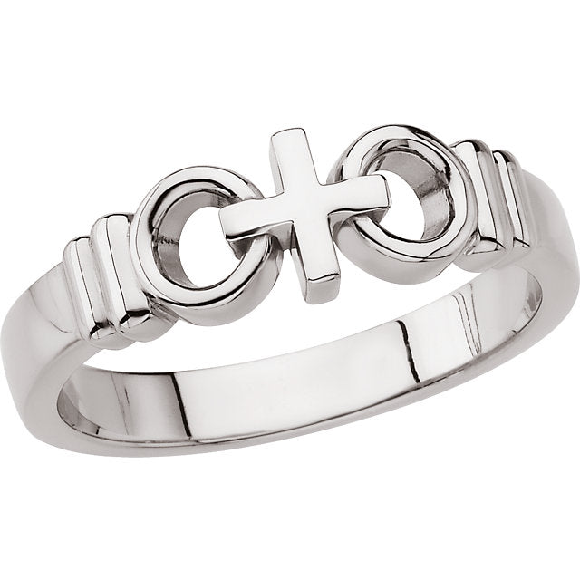 Wedding Band Ring For Ladies - Top