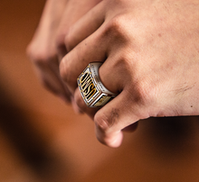 Men's Heavy US Marine Corps Ring