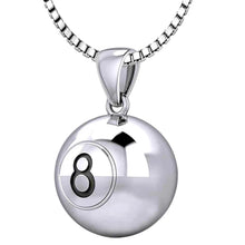 Ball Necklace In 925 Sterling Silver - 1.5mm Box Chain