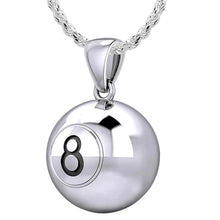 Ball Necklace In 925 Sterling Silver - 1.5mm Rope Chain