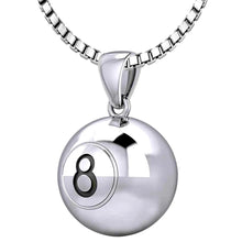 Ball Necklace In 925 Sterling Silver - 2.2mm Box Chain