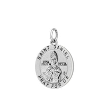 Pendant Necklace With Saint Daniel - Pendant Only