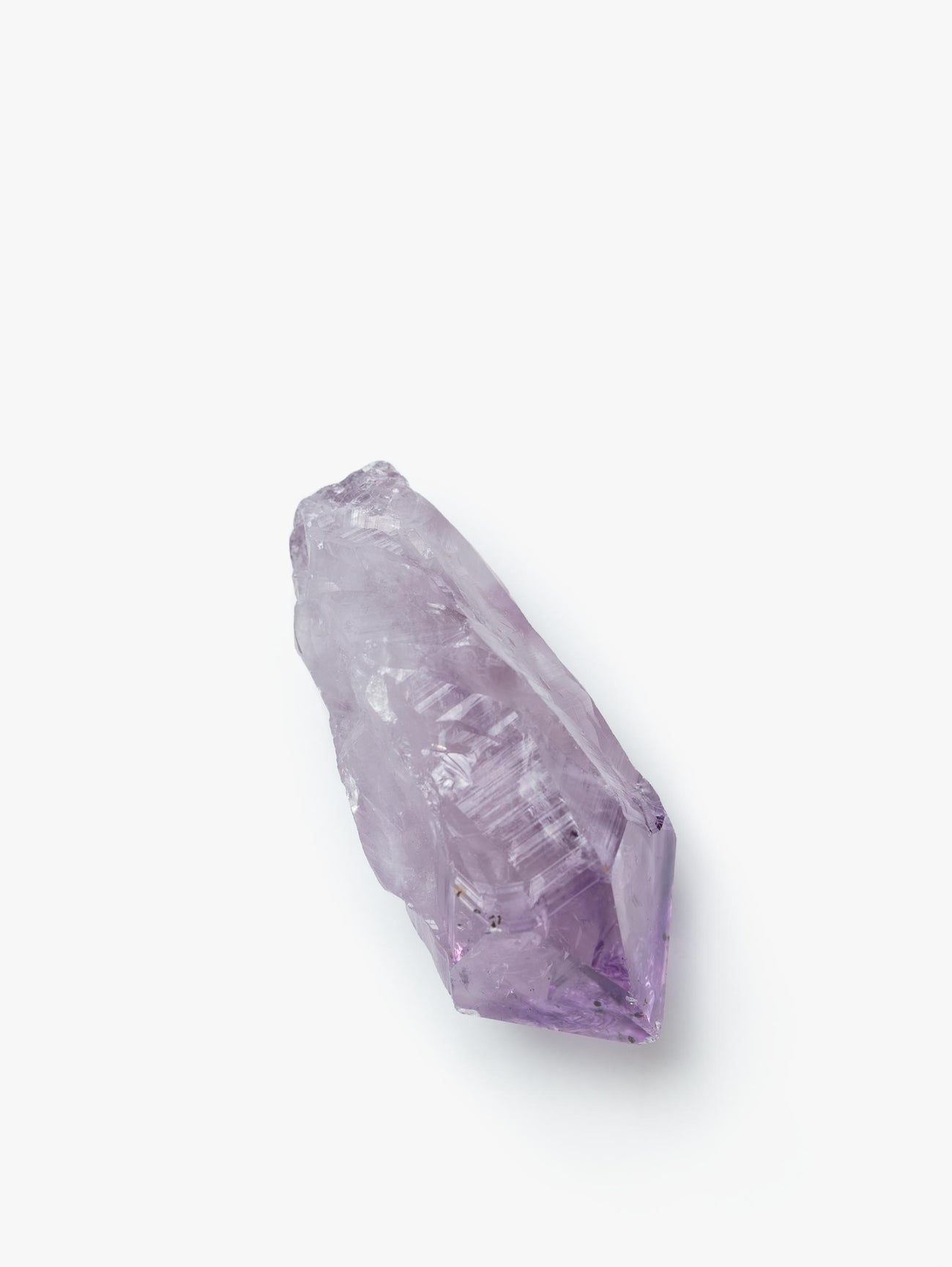Amethyst Raw Single - Purple