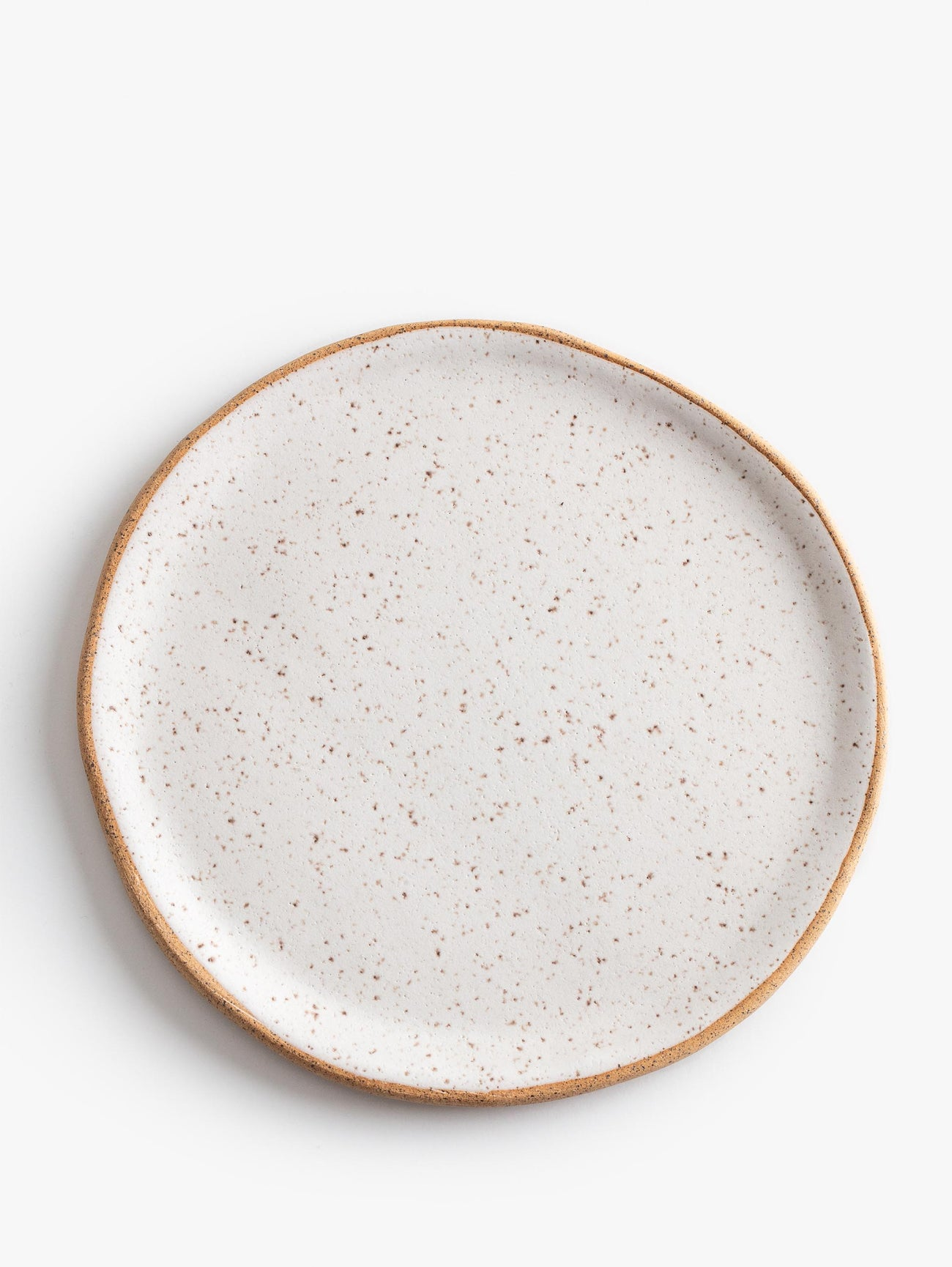 Stoneware Plate - Natural