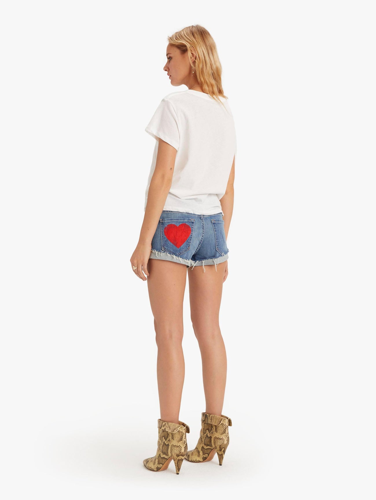Rascal Slit Flip Short - Love On The Edge