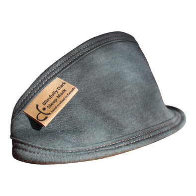 Bamboo Sleep Mask - Grey
