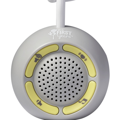 Portable Baby Travel Sound Machine