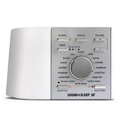 Adaptive White Noise Machine