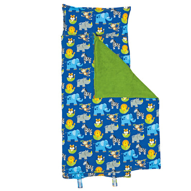 Zoo Animals Print Nap Mat