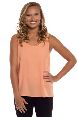 Scoop Neck Finley Top