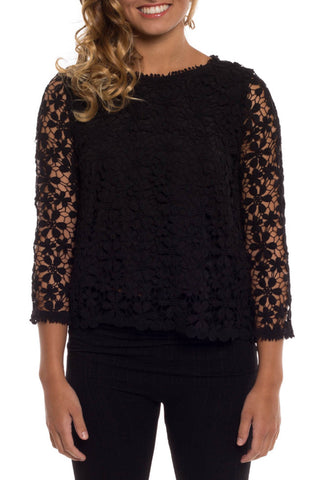Lace Selina Top