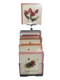 For the Ladies Package of 30 Cards with Display