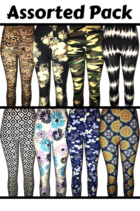 Best Sellers Package of 30 Leggings