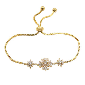 Centered Star EZ-On & EZ-Off Bracelet - 214